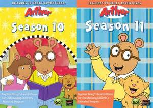 Arthur Season 10 DVD
