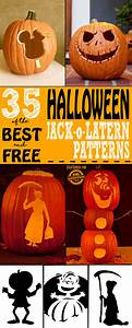 35, Of, The, Best, Jack, O, Lantern, Patterns
