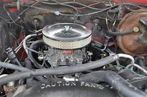 1984 Chevrolet Silverado 305 V-8