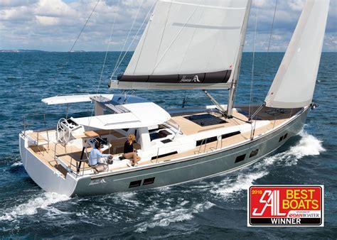 Best Boats Best Boats 2018 Hanse 588 Sail Magazine