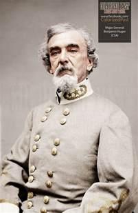 Confederate General Benjamin Huger