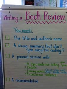 Reading Anchor Charts 1st Grade Book Review Anchor Chart Fairy Tales And Fables Pbl