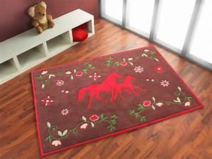 Teppich Für Mädchenzimmer : kinderteppich pferdefreunde teppich m dchenzimmer ~ Sanjose-hotels-ca.com Haus und Dekorationen