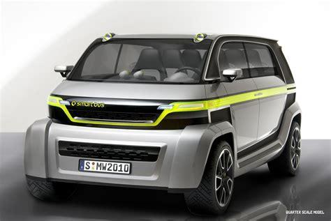 concept bus smart bus concept car body design