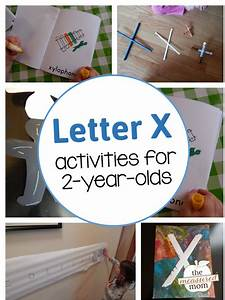 letter x activities for 2 year olds the measured mom With letter games for 2 year olds