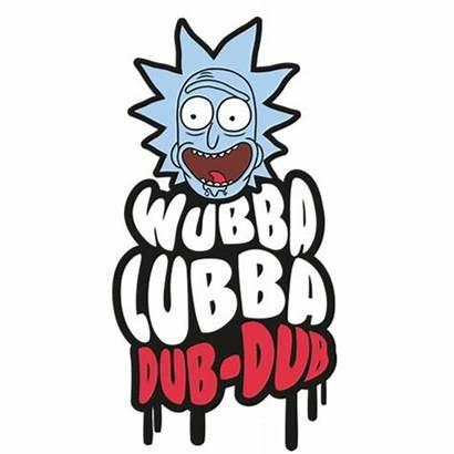Morty Rick Stickers Ricky Animados Tattoo Dibujos