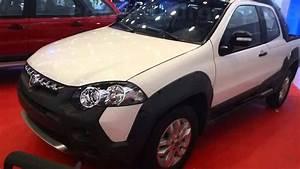 2014 Fiat Strada Adventure Locker 2014 Al 2015 Video