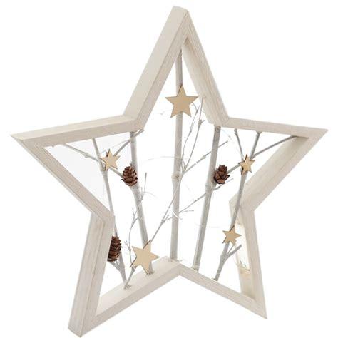 star shaped wall decor with led light apollobox