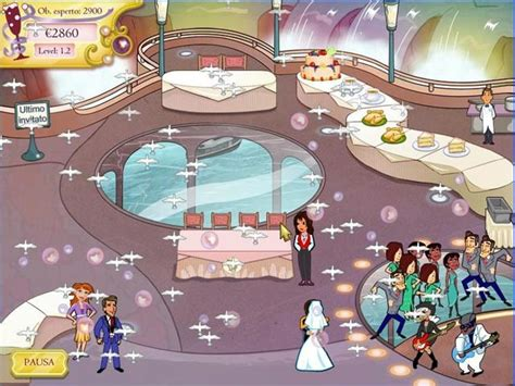 1 wedding dash 2 rings around the world gioco screenshot