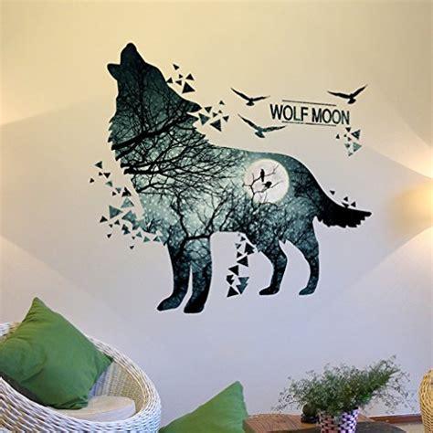 Wandtattoo Kinderzimmer Wolf by Wandtattoos Und Andere Wohnaccessoires La Vie