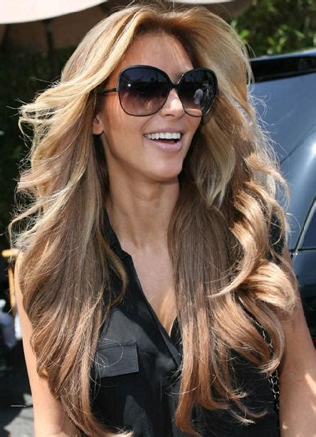Hair high lights | Celebrity Pics