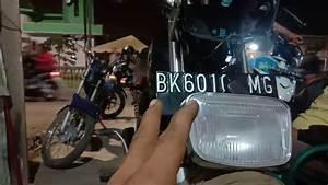 Yamaha Rx King Ganti Lampu Led 6 Sisi