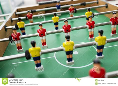Table soccer stock photo. Image of loose, initiative ...