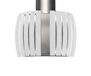 Hotte Aspirante Lustre : falmec cappa ad isola prestige bianco inox vetro ~ Premium-room.com Idées de Décoration