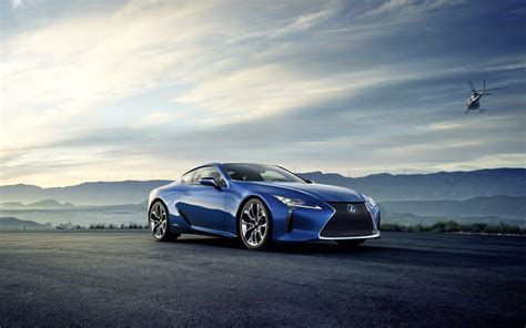 2018 lexus lc500h 4k wallpapers hd wallpapers id 19286