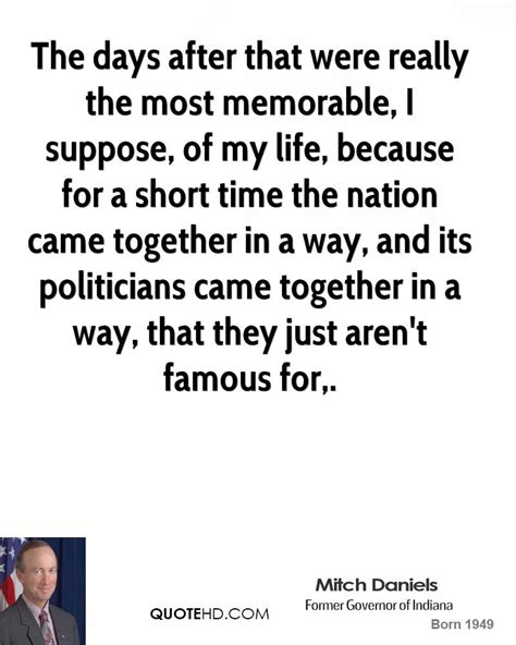 mitch daniels quotes quotehd