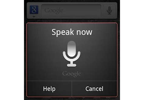 voice search android только у нас