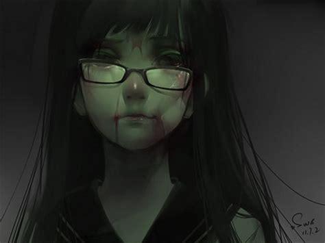 Anime Horor Video 100 Creepy Hand Picked Horror Wallpapers Smashing Magazine