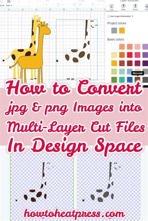 Use inkscape for free to convert simple png and jpeg images to layered svg cut files to use with cricut design space. Pin on Cricut