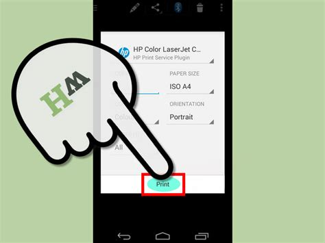 how to print from android phone how to print from an android phone or tablet 12 steps