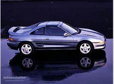 TOYOTA MR2 specs 1990, 1991, 1992, 1993, 1994, 1995