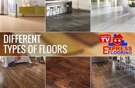 types  floors updated