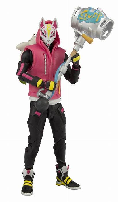 Fortnite Action Figure Drift Toys Mcfarlane Figures