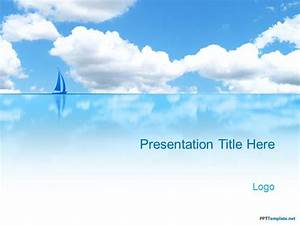 free team building ppt template With beach themed powerpoint templates