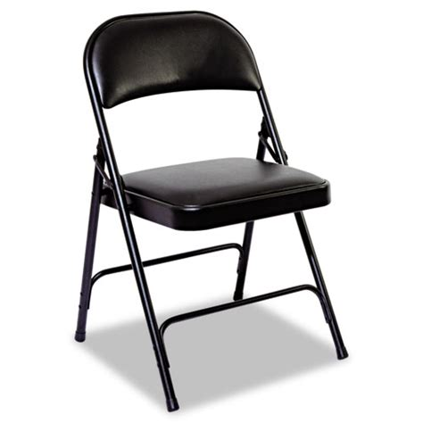 alera 174 steel folding chair 4