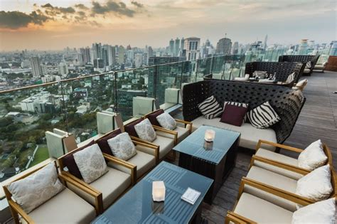 W Hotel Atlanta Rooftop Bar by Best Rooftop Bars In Atlanta To Visit After A At The