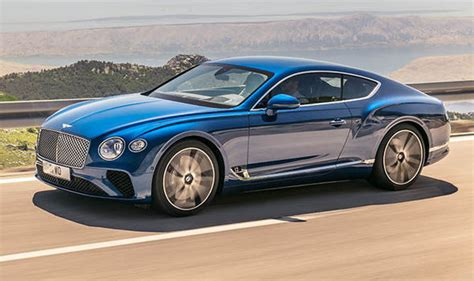 New Bentley Continental Gt 2018 Revealed At Frankfurt