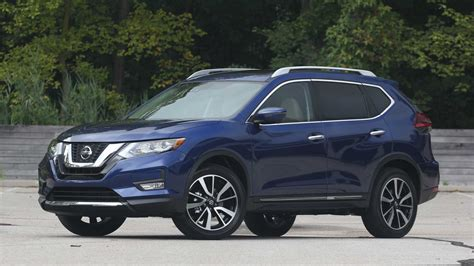 nissan rogue sl awd review  faithful