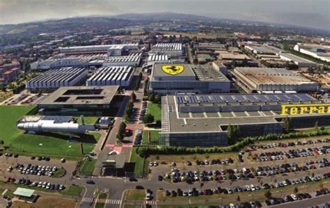 ferrari factory win an all expense paid ferrari factory tour in italy from
