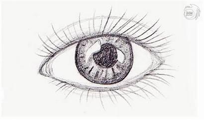 Demon Eye Pencil Blinking Animation Dragon Dreamer