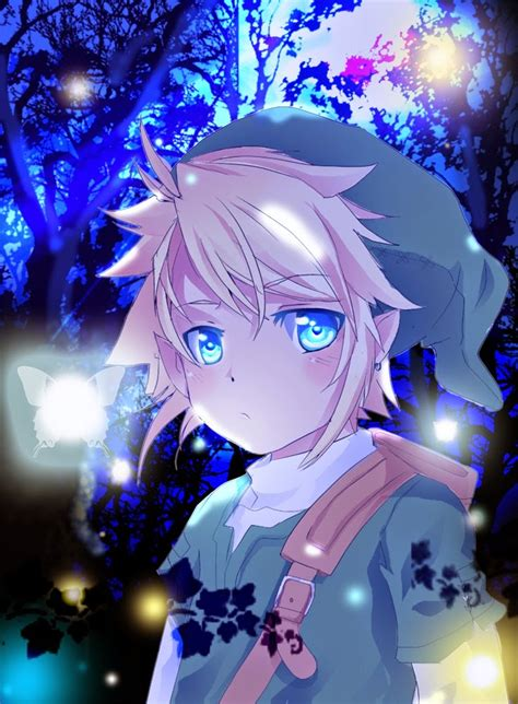 Anime Boy Of Artist  Illustration (daily)