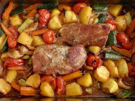 cuisine filet mignon de porc filet mignon de porc et ses petits légumes un petit