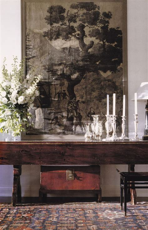 beautiful interiors michael  smith images