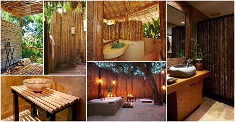 bamboo bathrooms     statement