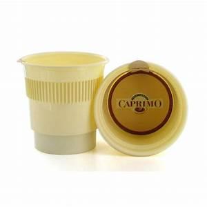 Dosage Café Filtre : gobelet pr dos caprimo caf caramel 20 boissons ~ Voncanada.com Idées de Décoration
