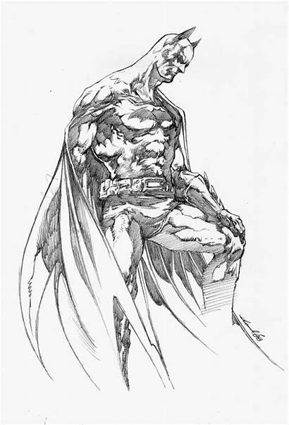 Batman Sketch Coloring Pages Labour Labyrinth Desenho