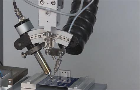 fisnar desktop soldering robot robotic gizmos