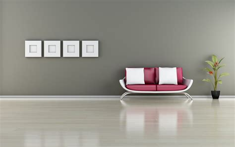 Download Modern Room Interior Wallpaper For Desktop
