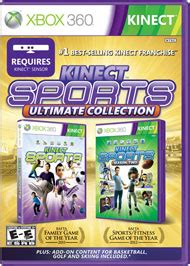 kinect sports ultimate collection  xbox  gamestop