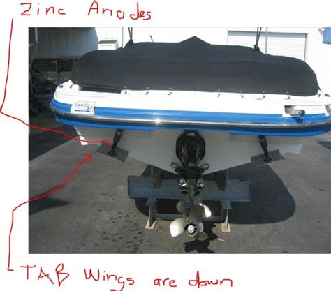 Rinker Boat Trim Tabs by Trim Tabs Page 2 Rinker Boats