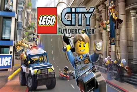 LEGO City: Undercover free games pc download