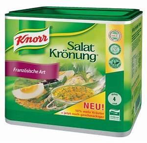 Knorr Salatkrönung Kartoffelsalat : knorr salatkr nung franz sische salatkr uter 500g ~ Lizthompson.info Haus und Dekorationen