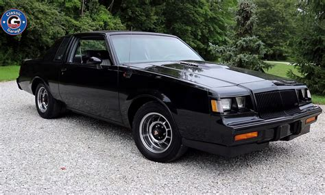 Buick Grand National Gets Saved From Death Row