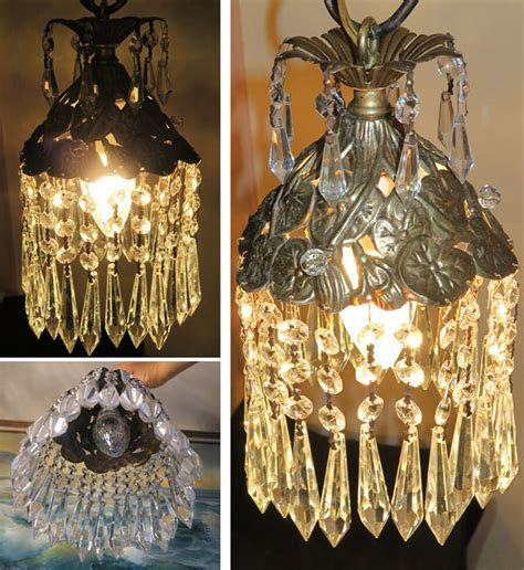 Swag Chandelier In by 1of5 Swag Filigree Pierced L Hanging Spelter Pond