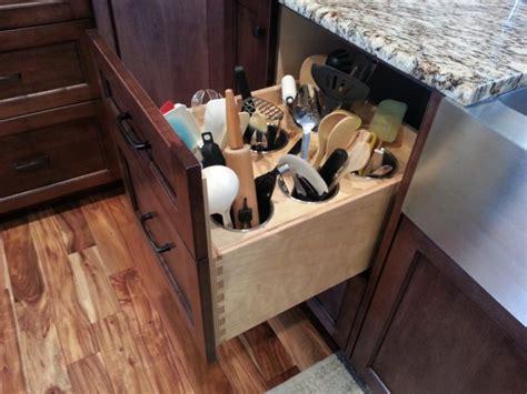 kitchen utensil storage ideas wow 16 super smart kitchen storage ideas you must see