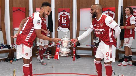 Nine Arsenal players for sale as club make Pierre-Emerick ...